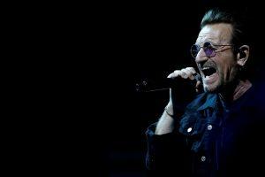 Bono atgavo balsą: grupė U2 tęsia savo pasirodymus