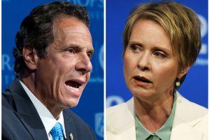 """""""Sekso ir miesto"""" žvaigždė patyrė nesėkmę kovoje dėl Niujorko gubernatoriaus posto"""