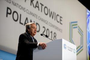 JT vadovas: klimato kaita yra gyvybės ir mirties klausimas