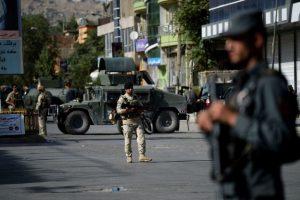 Rytų Afganistane per virtinę talibų atakų žuvo mažiausiai 14 policininkų
