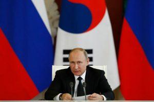 V. Putinas pratęsė embargą vakarietiškiems maisto produktams