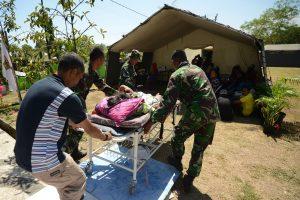 Indonezijos žemės drebėjimo aukų padaugėjo iki 131
