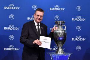 Vokietija – 2024 metų Europos futbolo čempionato šeimininkė