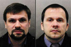 Skripalių apnuodijimas: policija paskelbė naujų vaizdo įrašų su įtariamaisiais