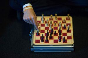 Lietuvos vyrų rinktinė šachmatų olimpiadoje žengia be pralaimėjimų