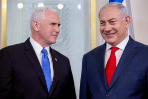 JAV ir Izraelio lyderiai Lenkijoje sieks didinti spaudimą Iranui