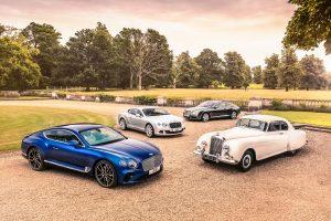 """""""Bentley"""" istorijos pradžia – XVII a. britų kilmingųjų tradicija"""