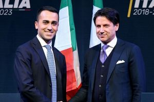 Italijos premjeru pretenduoja tapti menkai žinomas teisininkas G. Conte