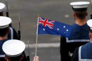 Naujosios Zelandijos premjeras ragina Australiją keisti vėliavą