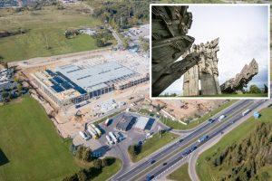 """Dėl """"Depo"""" statybų gresia tarptautinis skandalas"""