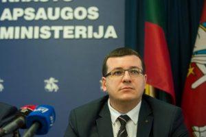 """E. Kerza: """"Infostruktūrai"""" bus patikėtos tik svarbiausios šalies įstaigos"""