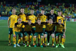 FIFA reitinge – Lietuvos futbolo rinktinės šuolis