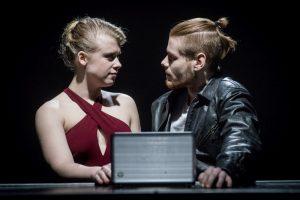 """Teatro festivalyje """"Išeities taškas"""" kritiškas žvilgsnis į save – o kaip aš?"""