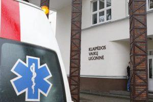 Teismas: Klaipėdos vaikų ligoninės atnaujinimo konkursas turi būti nutrauktas