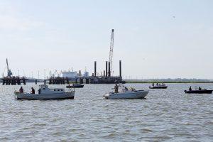 Beribis brakonierių išradingumas: į žvejybą – su mėsmale