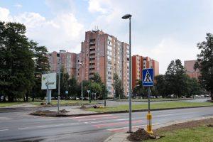 Klaipėdos perėjos taps saugesnės