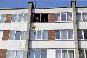 Drama tęsiasi: padegėlio butas – dar be lango