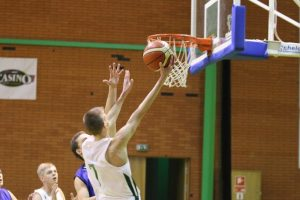 Dėl Baltijos taurės kovos trys Lietuvos jaunučių krepšinio rinktinės