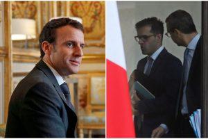 E. Macronui pertvarkant savo komandą atsistatydino vienas pagrindinių patarėjų
