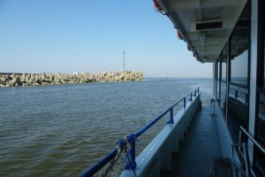 Smiltynės perkėla ieško laivo statytojų