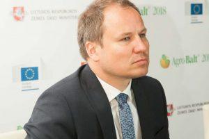 G. Surplys tikisi palankaus EK sprendimo dėl ūkininkų
