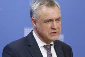 R. Dargis: teikiami siūlymai, kurie padėtų išspręsti EK minimus Lietuvos paradoksus
