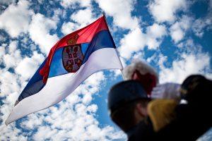 """Serbija pavadino Kosovą """"fikcija, kuri neegzistuoja"""""""