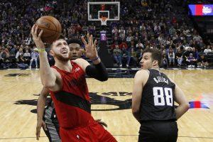Fantastiškas žaidimas: J. Nurkičius pateko į NBA istoriją