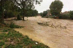 Potvyniai Prancūzijos pietvakariuose nusinešė 10 gyvybių
