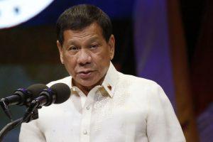Filipinų prezidentas prekeiviams narkotikais: norite gyventi ilgiau - likite kalėjime