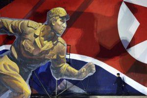 Šiaurės Korėjos delegacija neatvyko į pasitarimą su JAV dėl žuvusių karių palaikų