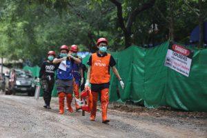 Tęsiama gelbėjimo operacija Tailando urve: iš viso išgelbėti aštuoni vaikai