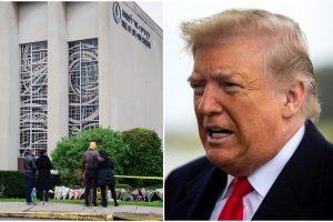 JAV: Pitsburgo žydai – prieš D. Trumpo atvykimą į miestą