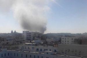 Tuniso sostinės centre nugriaudėjo galingas sprogimas: sužeisti 9 žmonės