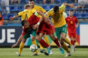 Lietuvos rinktinė pakilo FIFA reitinge – aplenkė Antigvą ir Barbudą