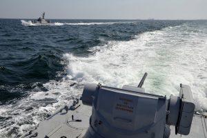 Kremlius: karo padėties įvedimas Ukrainoje yra jos vidaus reikalas