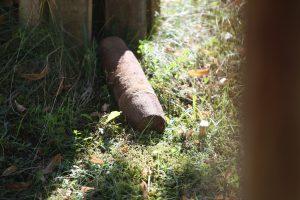 Širvintų rajone rastas karo laikų sprogmuo