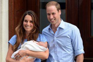 Karališkasis kūdikis: Džordžas ar Jurgis?