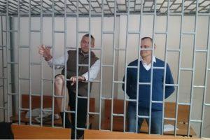 Rusija nuteisė du Ukrainos piliečius už žudymus per Čečėnijos karą