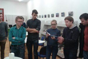 Kauno moksleiviai – būsimi išmaniųjų technologijų lyderiai Lietuvoje