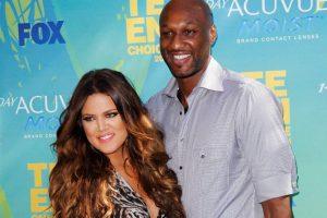Kh. Kardashian atšaukė skyrybas, bet pas L. Odomą negrįžo