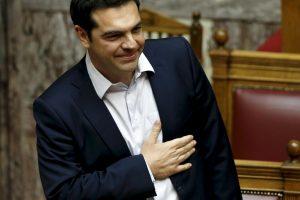Euro zonos finansų ministrai svarsto netikėtą Graikijos pareiškimą dėl referendumo