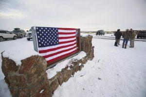 Oregono valstijoje ginkluoti aktyvistai užėmė draustinio administraciją