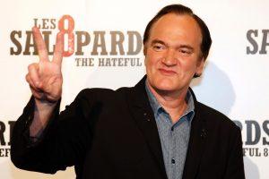 Režisieriui Q. Tarantino Kalėdinė dovana - žvaigždė Holivudo Šlovės alėjoje