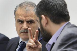 Sirijos opozicija - prieš Assado režimo atstovus laikinojoje vyriausybėje