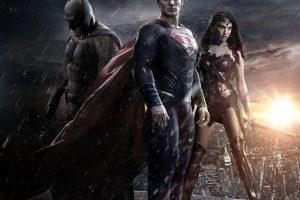 Neeilinis įvykis kine: į kovą stoja superherojai Betmenas ir Supermenas