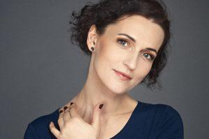 Aktorė K. Savickytė: apie sveiką mitybą susimąsčiau gimus dukroms