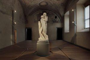 Greta Mikelandželo skulptūros Milane – Valdovų rūmų eksponatai