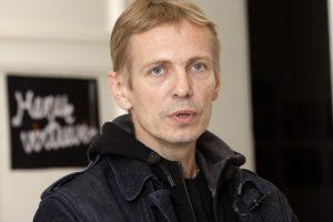 Supykęs Š. Bartas iškėlė studiją iš Vilniaus savivaldybės patalpų