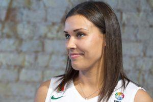 K. Nacickaitės klubas Eurolygos krepšinio turnyre užėmė trečią vietą